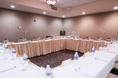 Photo of Whitney Boardroom