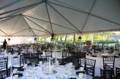 Photo of Banquet Tent