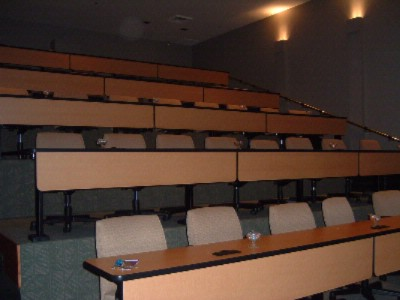 Photo of Chambers Lecture Hall