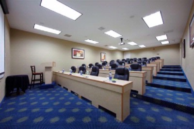 Photo of Kananaskis Training Room