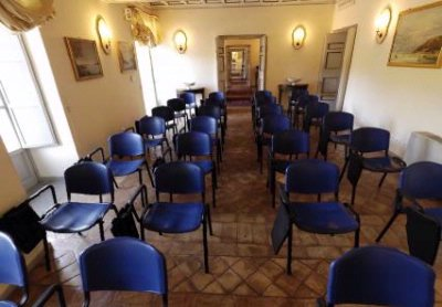 Sala del Cardinale Meeting Space Thumbnail 1