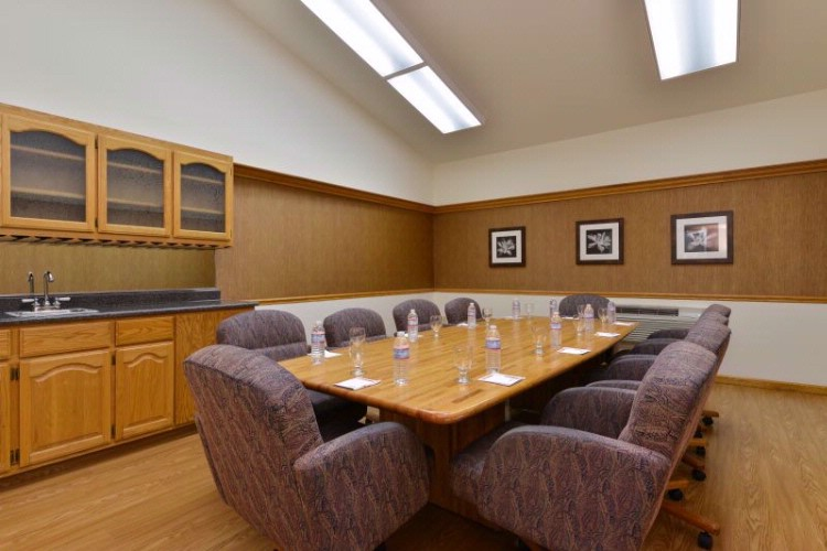 Photo of Crocker Board Room