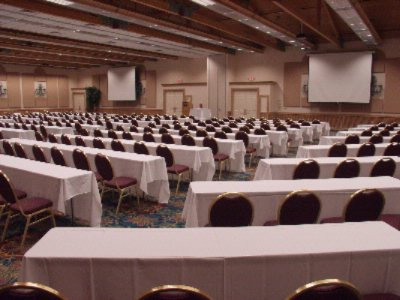 Grand Ballroom (North & South) Meeting Space Thumbnail 3