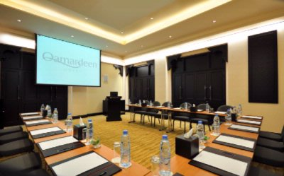 Al Manzil Hotel Meeting Room 1&2 Meeting Space Thumbnail 1