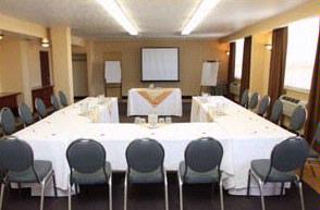 Photo of President's Board Room