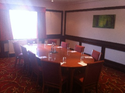 Photo of Martlesham Boardroom