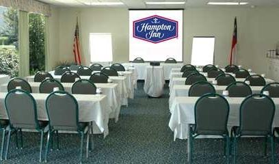 Photo of Full Meeting Room