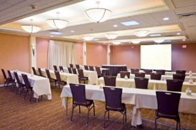 Crowne Room & Plaza Room ( Ballroom) Meeting Space Thumbnail 1