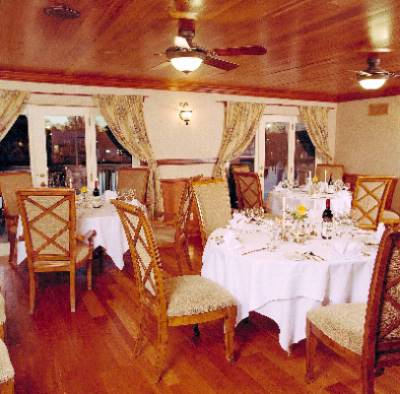 Photo of Schooner Conference Room