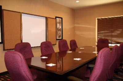 Photo of Rangers Boardroom