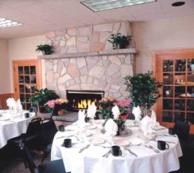 Photo of Cascade Fireside Room