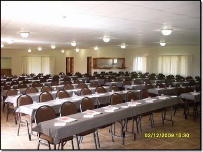 Photo of Wolkberg Conference Hall