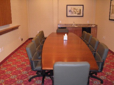 Photo of Centennial Board Room
