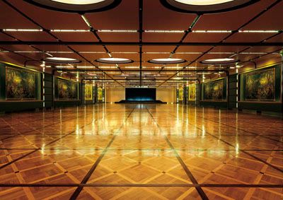 Salone dei Cavalieri Meeting Space Thumbnail 1