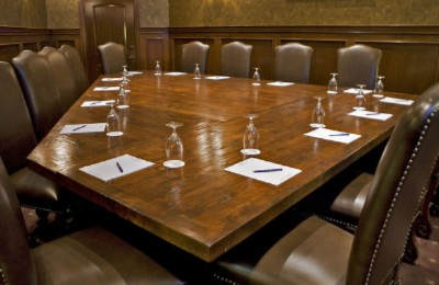 Photo of Princeton Boardroom