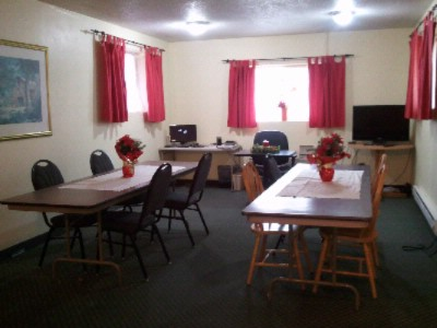 Red Carpet Motel Meeting Room Meeting Space Thumbnail 2