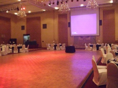 Geand ballroom and Banquet Meeting Space Thumbnail 2