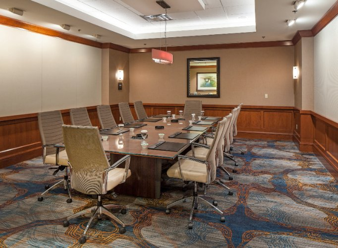 Photo of Fontenelle Boardroom