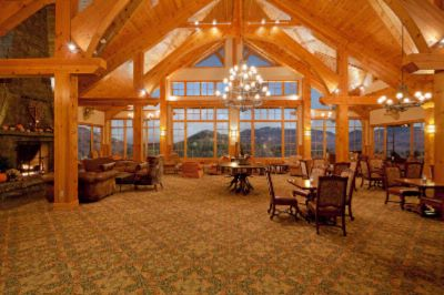 Adirondack Great Room Lobby & Bar Meeting Space Thumbnail 1