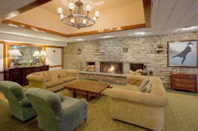 Photo of Fireplace Lobby