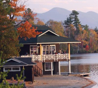 Photo of Lake Placid Club Boat House - Waterfront Private