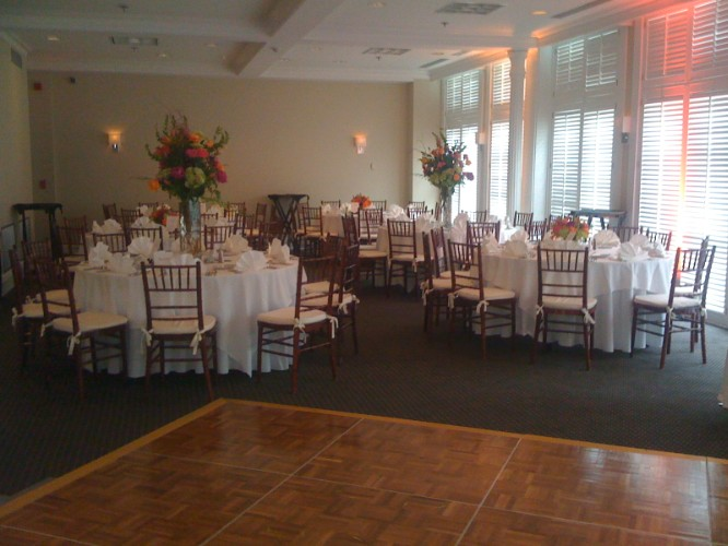 Photo of Sam Houston Ballroom at the Tremont House
