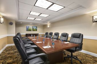 Photo of Palo Alto Boardroom