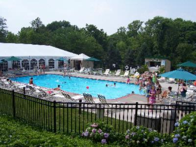 Photo of Outdoor Pool area