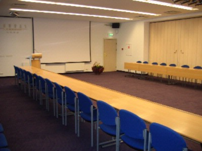Photo of I conference room