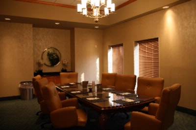 Photo of Nanticoke Boardroom