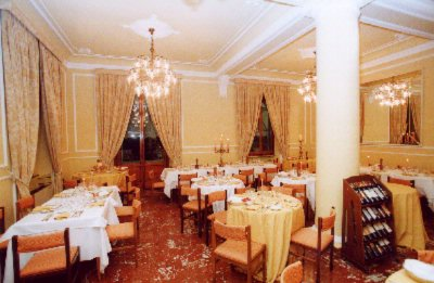 Photo of Dining room old