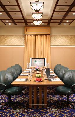 Photo of Bays Mountain Boardroom