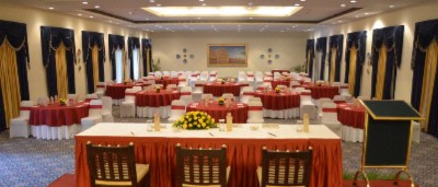 Jaigarh Hall at SMS Function Centre Meeting Space Thumbnail 1