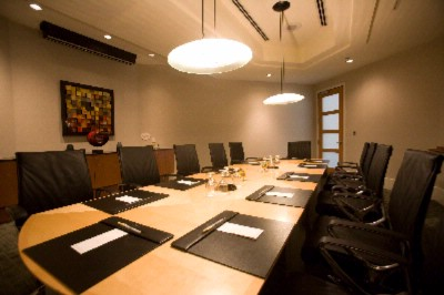 Photo of Vanderbilt Boardroom