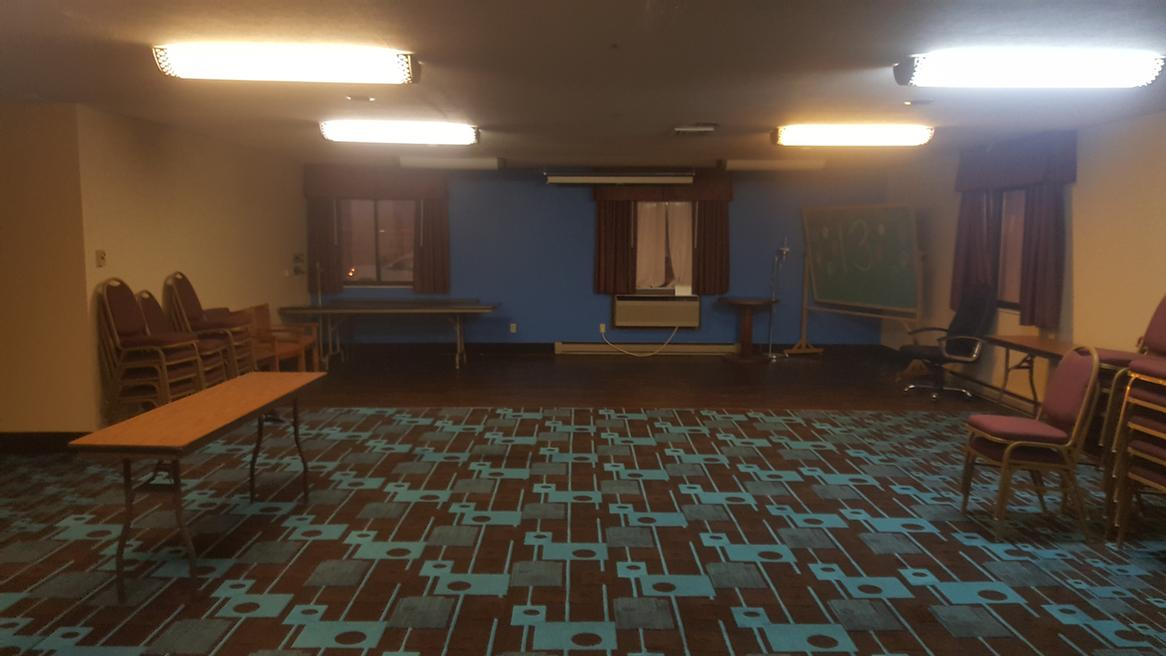 Photo of North side meeting room