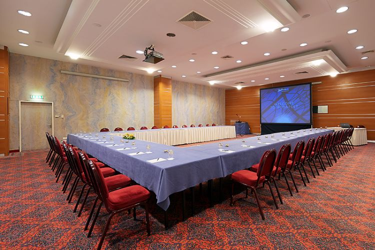 Photo of Orfeum B conference room