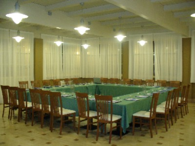 Sala congressi Meeting Space Thumbnail 2