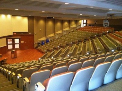 Photo of Auditorium D1060
