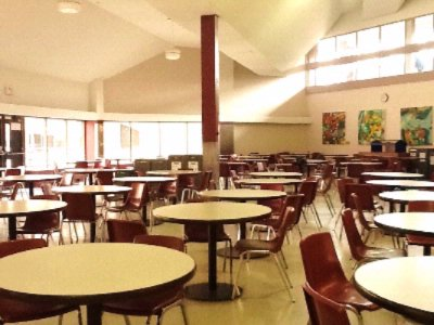 Photo of D Cafeteria
