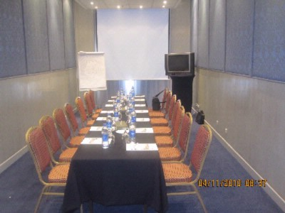 Photo of Geneve meeting room