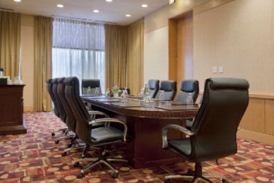 Photo of Burlington Boardroom