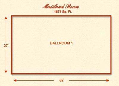Maitland Ballroom Meeting Space Thumbnail 1