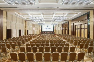 Hilton Grand Ballroom Meeting Space Thumbnail 1