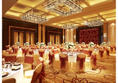 Hilton Grand Ballroom Meeting Space Thumbnail 2