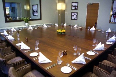 Square private dining room Meeting Space Thumbnail 2