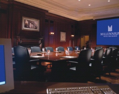 Photo of Millennium Boardroom