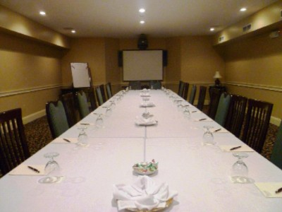 Photo of Confederation Boardroom