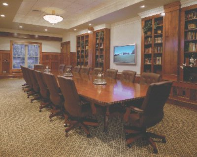 Photo of Tamarack Board Room