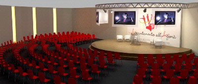 Hall - Sala Congressi Meeting Space Thumbnail 1