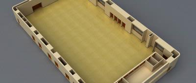 Hall - Sala Congressi Meeting Space Thumbnail 3